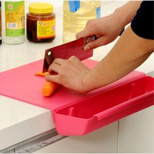 plastic chopping board Kitchen foldable cutting board creative non-slip folding cutting board perfect cooking mat00 kitchen plastic cutting board non slip frosted kitchen cutting board vegetable meat tools kitchen accessories chopping board