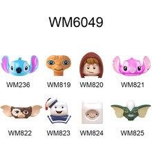Figurines de dessins animés pour enfants, petits animaux mignons ET Alien Monster Gizmo à rayures Finn, jouets pour garçons, cadeau idéal, WM6049