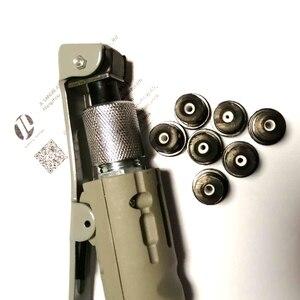 Image 1 - JL pistola de chorro de arena de aire con 8 piezas, boquillas de chorro de arena para tanques de chorro portátiles de 5 galones