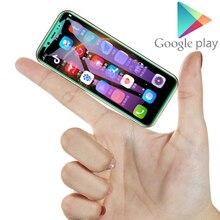 """K TOUCH più piccolo piccolo sbloccato super mini android smartphone android 8.1 3.5 """"Viso telefoni ID MTK6580 Quad Core del telefono Mobile"""