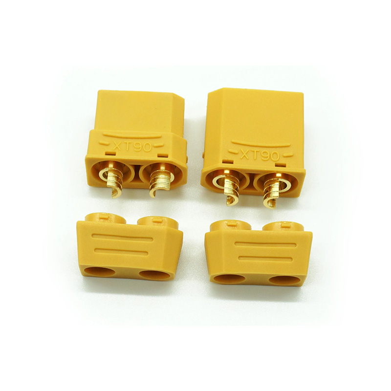XT90 Male & Female Connectors Plugs 5 Pairs Electronic Speed Controller Components Connector Flipsky