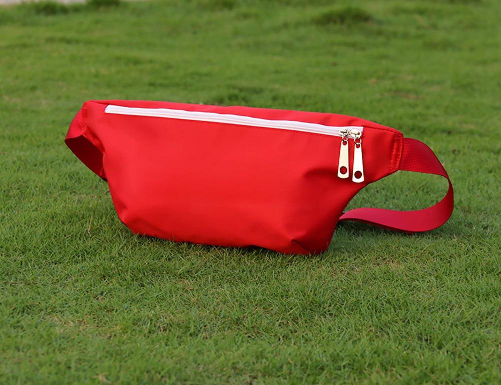Outdoor Sport Waist Bag Large Size Long Belt Wallet 2019 New Style Hiking Fitness Wallet Customizable
