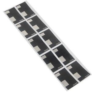 Image 3 - 10 sayfa 135 35mm dökme Film DX kod ISO 50 100 250 400 500 etiket el rulo etiket otomatik ISO tespit