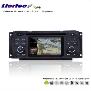 Liorlee For Chrysler Town & Country/Voyager 2001-2007 Android Radio CD DVD Player GPS Navi Map Navigation Audio Video Stereo(China)