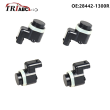 28442-1300R PDC Parking Sensor For Renault Koleos OPEL VIVARO Chassis A Box RENAULT KANGOO Express  Anti Radar Detector 4pcs/lot
