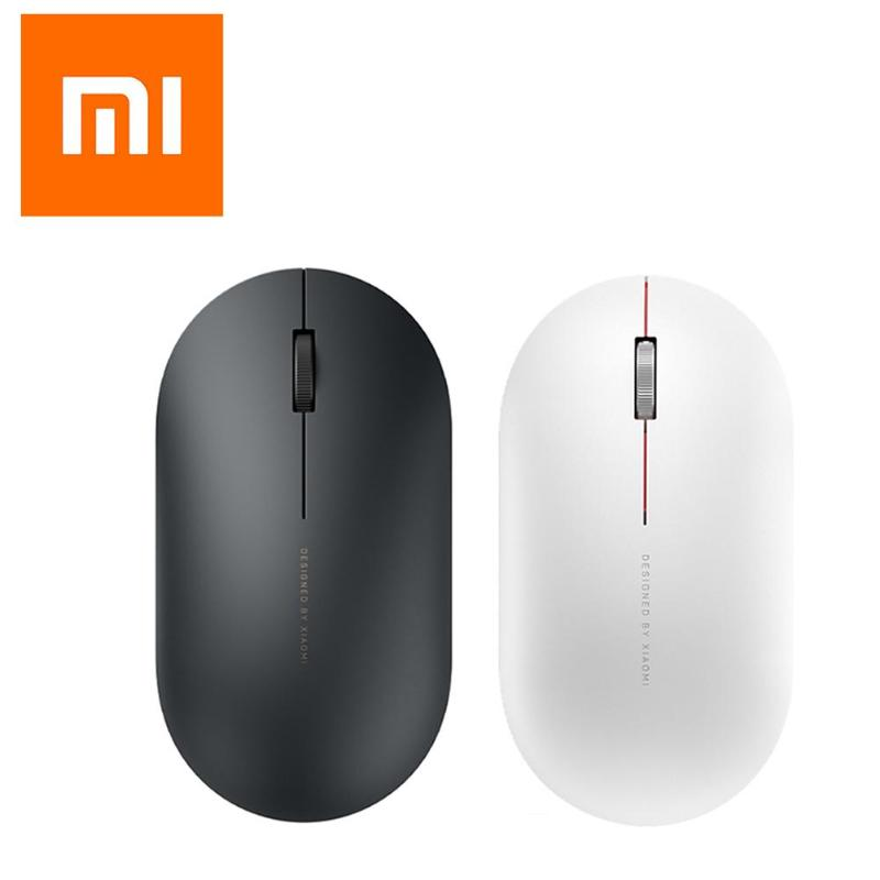 Xiaomi Wireless Mouse Mice Ergonomic Computer Pc Laptop Optical-Silent Usb-Receiver 1000 title=