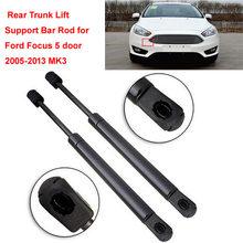 2PCS Car Rear Window Glass Gas Spring Shock Lift Strut Struts Support Bar Rod For Ford focus MK2 MK3 MK4 Hatchback