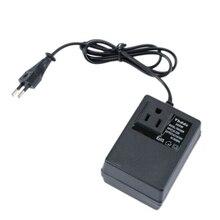 1000w transformer ac220v to 110v ac110v to 220v converter 200W Voltage Converter Transformer 220V to 110V Step Down Travel Eu Plug Adapter