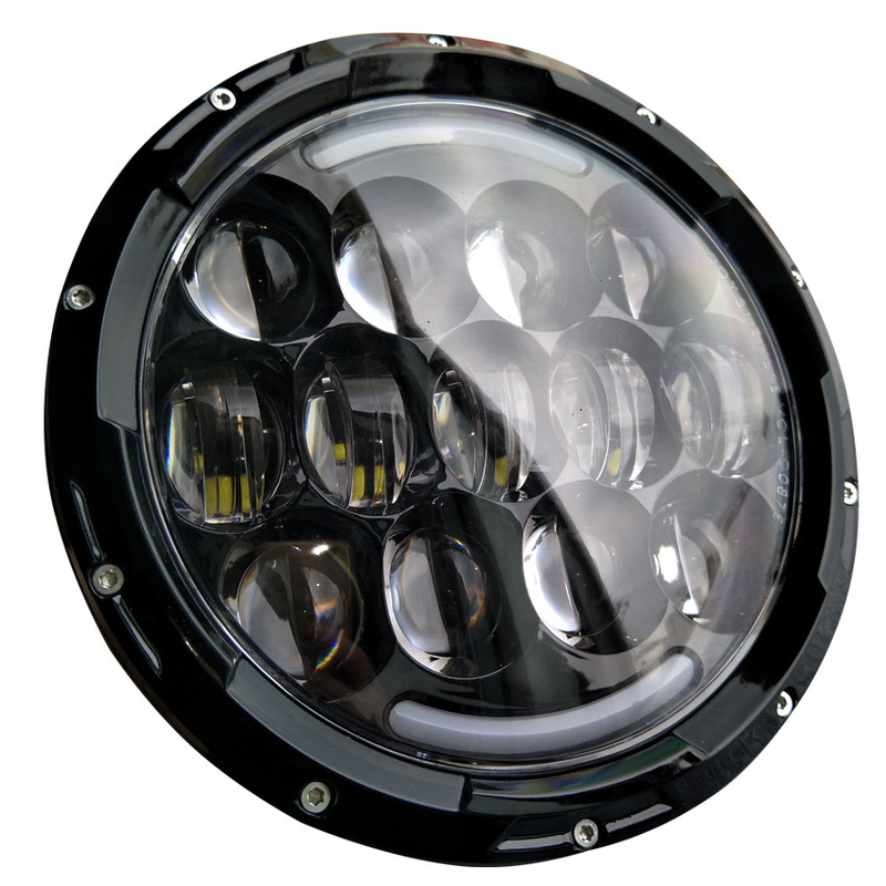 Liweida Day Light White Light Turn Light Yellow Light 85w105w Car Spotlight 7
