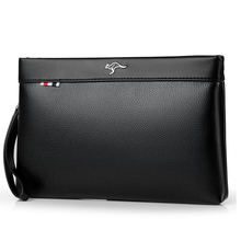 Luxury Brand Business Men Wallet Leather Man Clutch Bag Coins Pocket Purse Casual Envelope Long Wallets Male Handy  For IPAD недорого