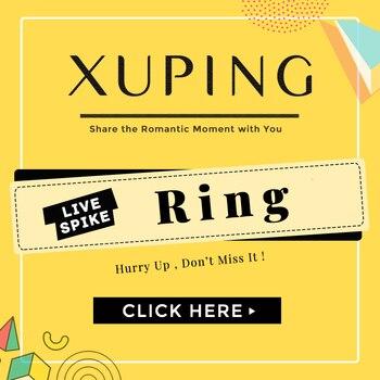 Xuping Jewelry Fashion Live Ring 2