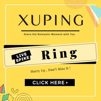 Xuping Jewelry Fashion Live Ring