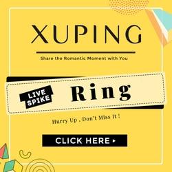 Xuping Sieraden Mode Live Ring