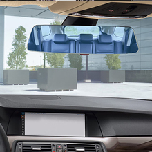 Car Rear View Mirror HD Anti-glare Blue Mirror Car Styling Baby Monitor Mirror Car Wide Angle Reversing Parking Rearview Mirror hd 4 3 special bracket auto dimming interior mirror monitor auto anti glare mirror car parking monitor for vw fort kia toyota