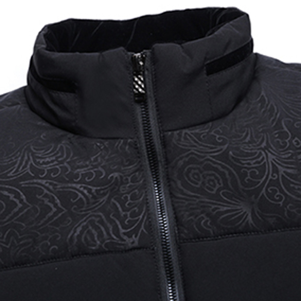 Generic Mens Outwear Jacket Plaid Cotton Long Sleeved Plus Velvet Dress Shirt