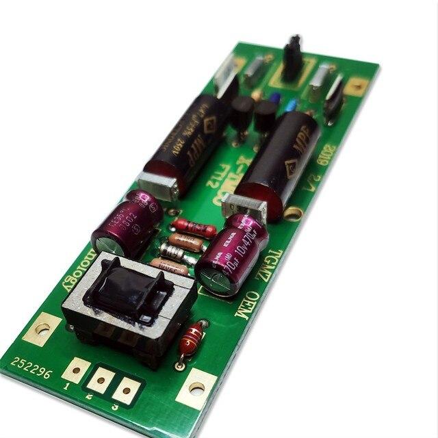 Büyük diyafram kondenser mikrofon aksesuarları ithal U87 yükseltilmiş devre DIY Mic onarım