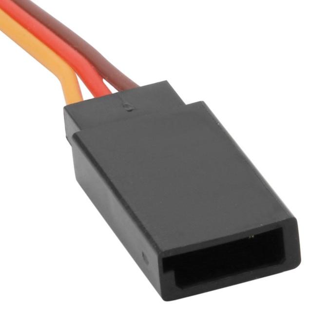 Фото 5 шт 150 /200/ 300 / 500 мм сервоудлинитель кабель для rc futaba цена