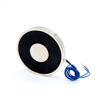 70/10 12V 24V Electro Magnet Control Electromagnet With Wireless Remote Control Magnets Electric Suck Magnet Drop Electromagnet