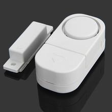 Wireless Alarm Window-Sensors Door Burglar Entry Magnetic Security Home Guardian Decibel
