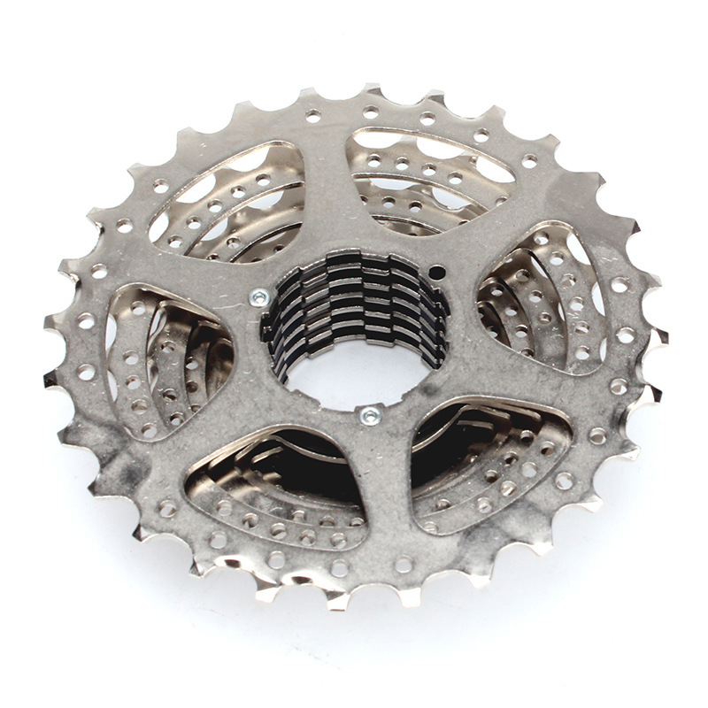 Shimano SHIMANO Cs-hg50-8 Flywheel Mountain Road Bike 8-Speed 16 Speed 24 Speed Cassette 11-28T