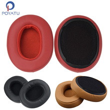Earmuff Headphone Skullcandy Crusher Wireless Cushion-Cover Ear-Pads Bluetooth POYATU