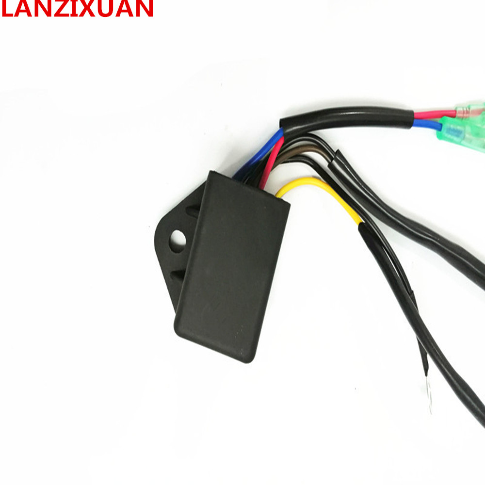 3G2-06060-2-00 CDI COIL ASSY For Tohatsu Outboard Engine M18 9.9HP 15HP 18HP