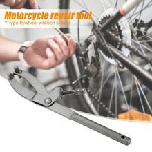 Wrench Flywheel Bike Repairing-Tools Fixed-Clamp Scooter Car-Motor Magneto Maintenance