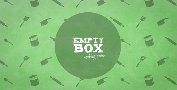 468美食类电视栏目包装动画AE模版