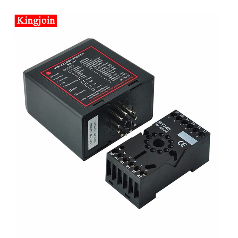 Vehicle Detector Loop Detector To Sense Vehicle Inspection Device Traffic Inductive Signal Control PD132