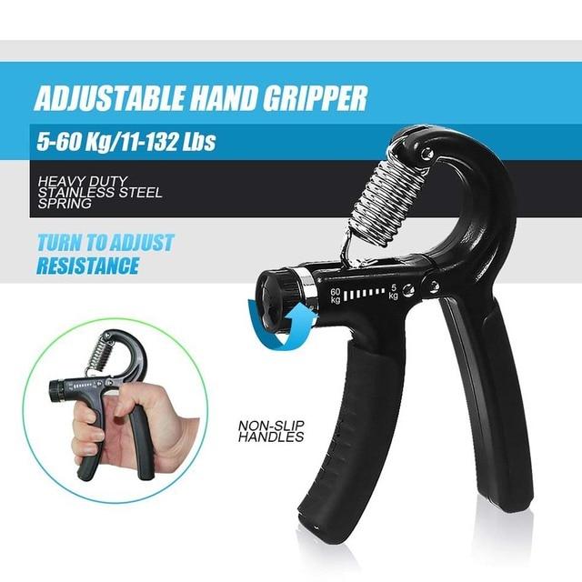 Adjustable Hand Grip  2