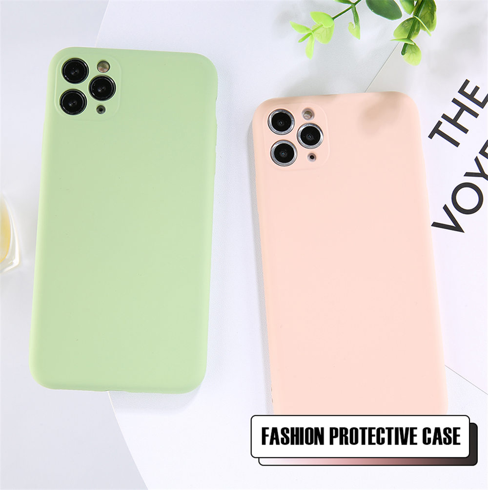 Candy Color Phone Case And Protective Shell Back Cover For Mobile Phones 6