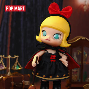 Toys Figure Molly Witch POPMART Little Birthday-Gift BJD Kid