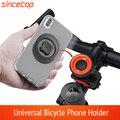 Universal GPS Fahrrad Telefon halter fahrrad stehen Montieren moto Halterung Clip motorrad telefon halter für Android für iPhone unterstützung