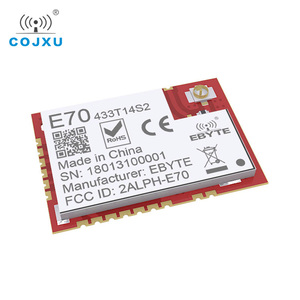 Image 5 - CC1310 433MHz IOT SMD ebyte E70 433T14S2 rf Wireless uhf Module Transmitter and Receiver 433 MHz RF Module UART