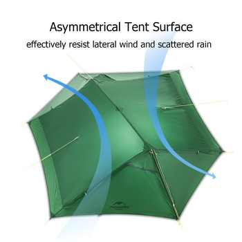 Naturehike Force UL 2 Person Ultralight Tent Hiking Outdoor  4