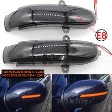 Для mercedes benz c class w203 s203 cl203 Автомобильная зеркальная