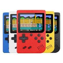 Console per videogiochi retrò Mini Tv portatile portatile 8 Bit LCD a colori da 2.8 pollici incorporato 400 giochi classici regalo per bambini