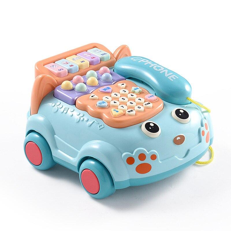 Boys And Girls Baby Intelligence Children Multi-functional Baby Toys Unisex Liang Yi Wisdom 0-1-2 Have Semi-3