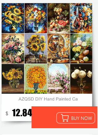Hb52feabed17b41039308543247bfa459J Personality Photo Customized DIY Oil Paint Paintings By Numbers Picture Drawing by Numbers Canvas Coloring by Numbers Acrylic