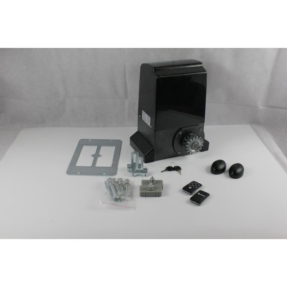 Automatic Gear Motor For Sliding Gate Home Gate JY-1500 With фотоэлементами, Circuit Board And 2 пультами