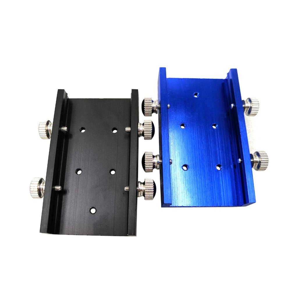 Mounting Bracket Heatsink Aluminum Laser Cooling Holder For 33mm DIY Laser Module