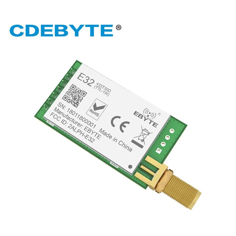 Ebyte E32-433T30D LoRa IoT SX1278 433MHz 30dBm 1W IoT 8KM Long Range Radio Wireless Module