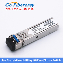 SFP Optical Transceiver Module 1000Base LX SMF 1.25Gbs 1310nm 20km LC SFP Optical Transceiver Fiber Optic Equipment SFP Modules