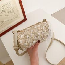 Венто Мареа маленькие соломенные сумки кроссбоди для женщин к 2020 году новые цветочные подушки летняя сумка вязание сумочки и сумки девушка пляж стиль