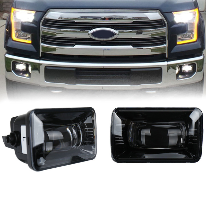 The Vectra 15 W High Quality Ford Motor Linear Led Fog Lamps Special Ford F150 Modified F150A Fog Lamps
