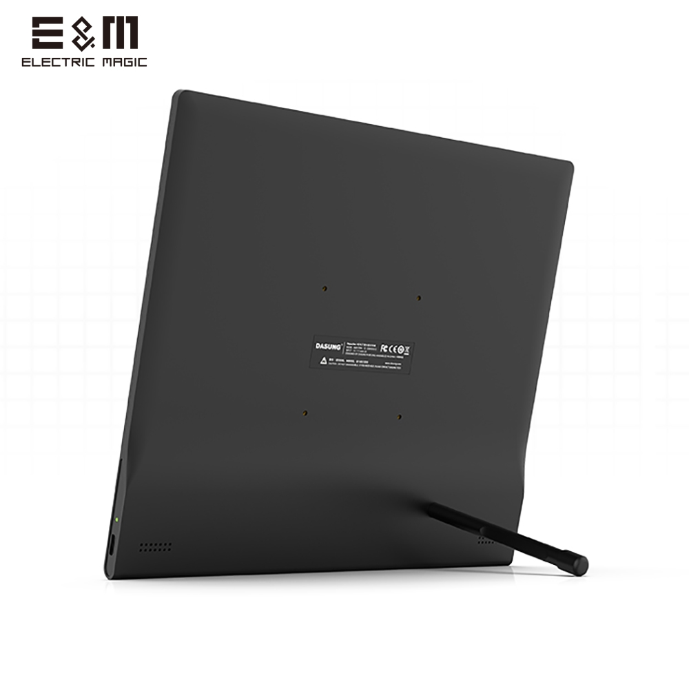 Image 5 - 13.3 Inch 2200x1650 2K E Ink Touch Monitor Paperlike Ebook Screen Flicler Free Display Eyes Care Edit Codes Online Course DASUNGLED Displays   -