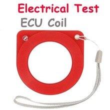 Car Key ECU Test Coil Automotive ECU Locks Induction Signal Detection Card Auto