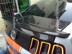 Nadające się do FORD MUSTANG 2009-2013 tylny spojler z włókna węglowego tylne skrzydło