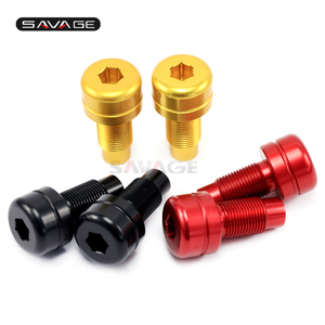 Handlebar Grips Bar End Caps For DUCATI 1199 Panigale 2012-2015 959 899 Panigale 2014, 1299 S R 2017 Motorcycle Accessories Ends