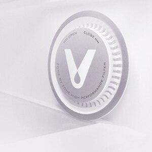 Image 2 - Youpin VIOMI VF 2CB مربع أبيض المطبخ الثلاجة لتنقية الهواء المنزلية الأوزون تعقيم جهاز مزيل الرائحة نكهة فلتر الأساسية